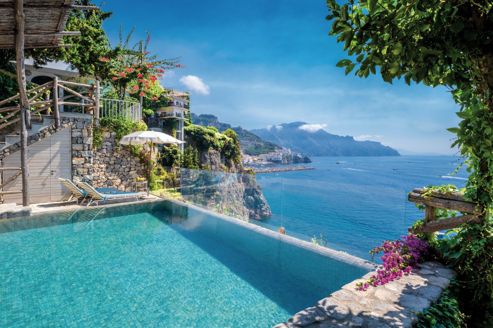 Amalfi Coast Hotels The Best Hotels On The Amalfi Coast For